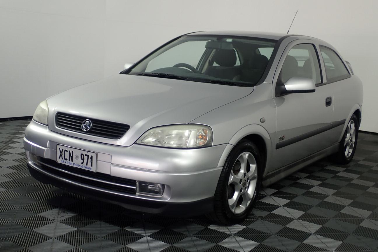 2003 Holden Astra SRI TS Manual Hatchback
