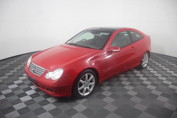 2004 Mercedes Benz C230 Kompressor Automatic Coupe