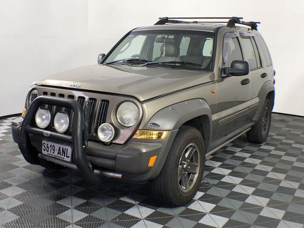 2004 Jeep Cherokee Renegade (4x4) KJ Automatic Wagon