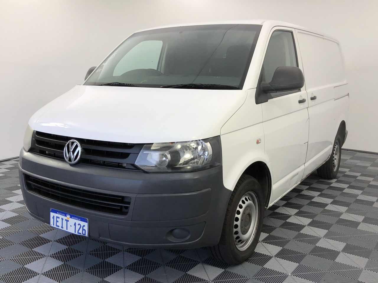 2011 Volkswagen Transporter 103 TDI SWB LOW T5 Turbo Diesel Manual Van