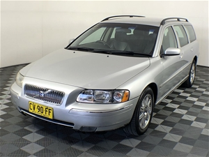 2004 Volvo V70 2.4 20V SE Automatic Wago