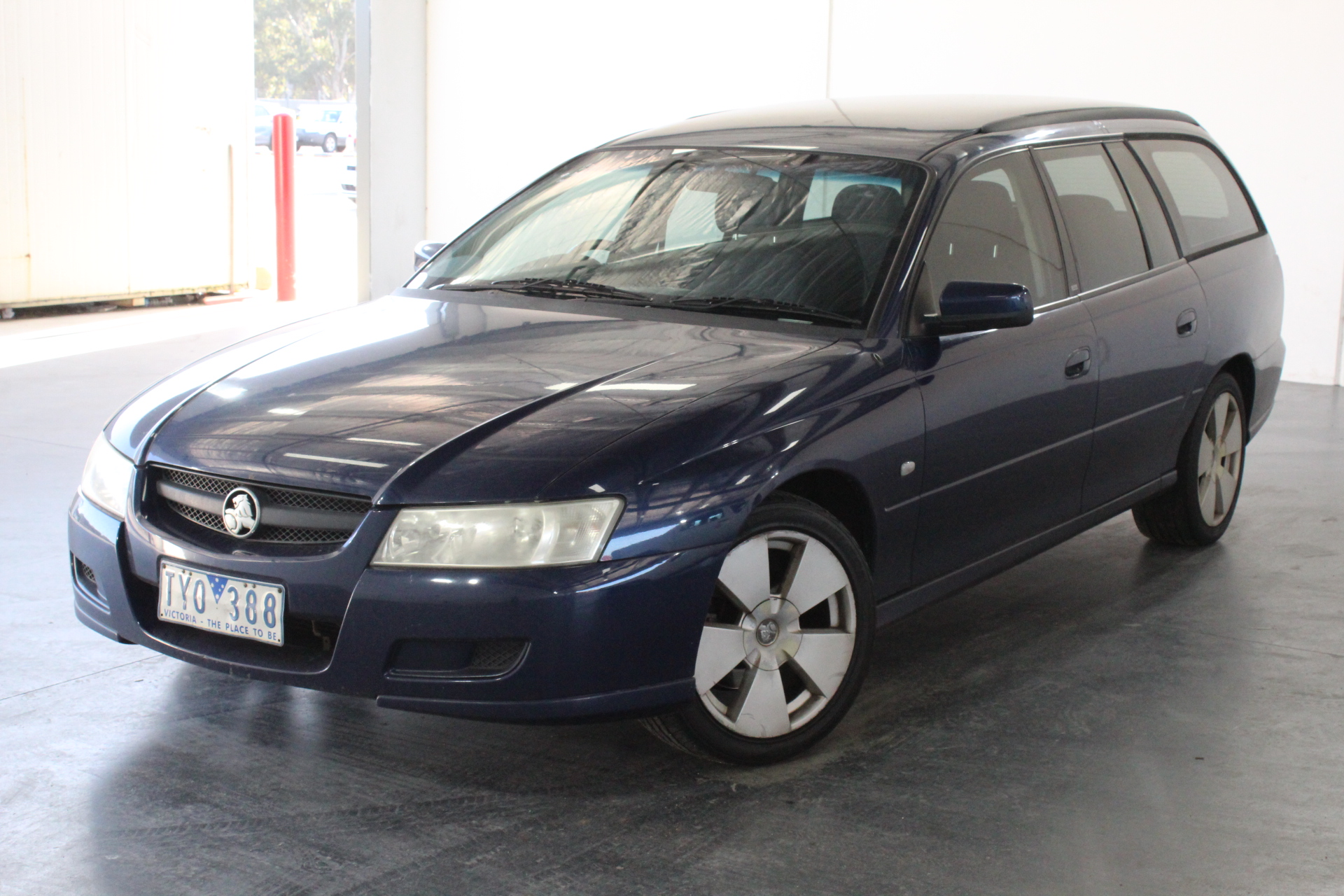 2005 Holden Commodore Acclaim VZ Automatic Wagon