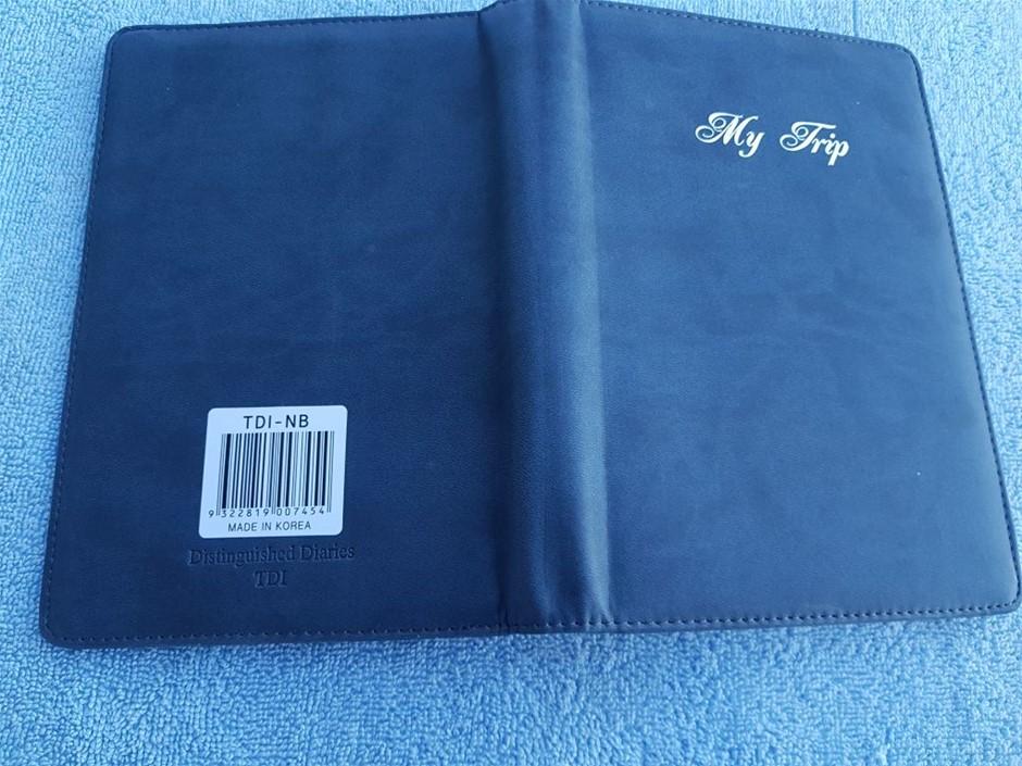 17 X Travel Diary TDI-NB, Made in Korea, contain all information yo