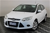 2012 Ford Focus Ambiente LW II Automatic Hatchback