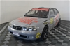2001 Hyundai Elantra Ex Factory Rally Car  Built by Stewart Reid Motorsport