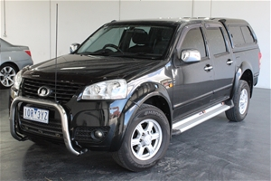 2013 Great Wall V200 4X2 Turbo Diesel Ma