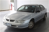 Unreserved 2000 Holden Commodore Executive VT Auto