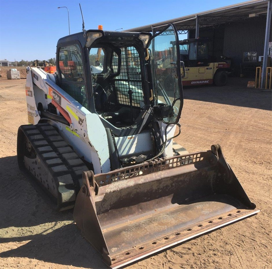 2012 Bobcat T630 Diesel Compact Track Loader - Roma