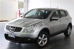 2007 Nissan Dualis Ti (4x4) J10 CVT Wago