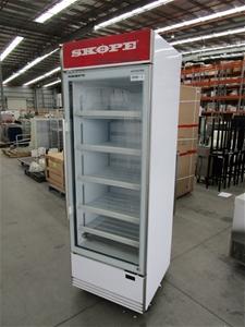 2016 Skope BME600-ACX Display Refrigerat