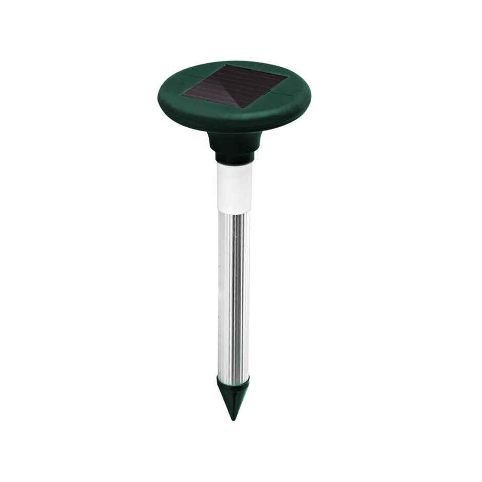 Gardeon 6X LED Solar Snake Repeller Pulse Plus Ultrasonic Rodent Repellent