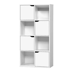 Artiss Display Shelf 8 Cube Storage 4 Do