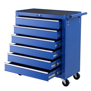 Giantz Tool Box Trolley Chest Cabinet 6