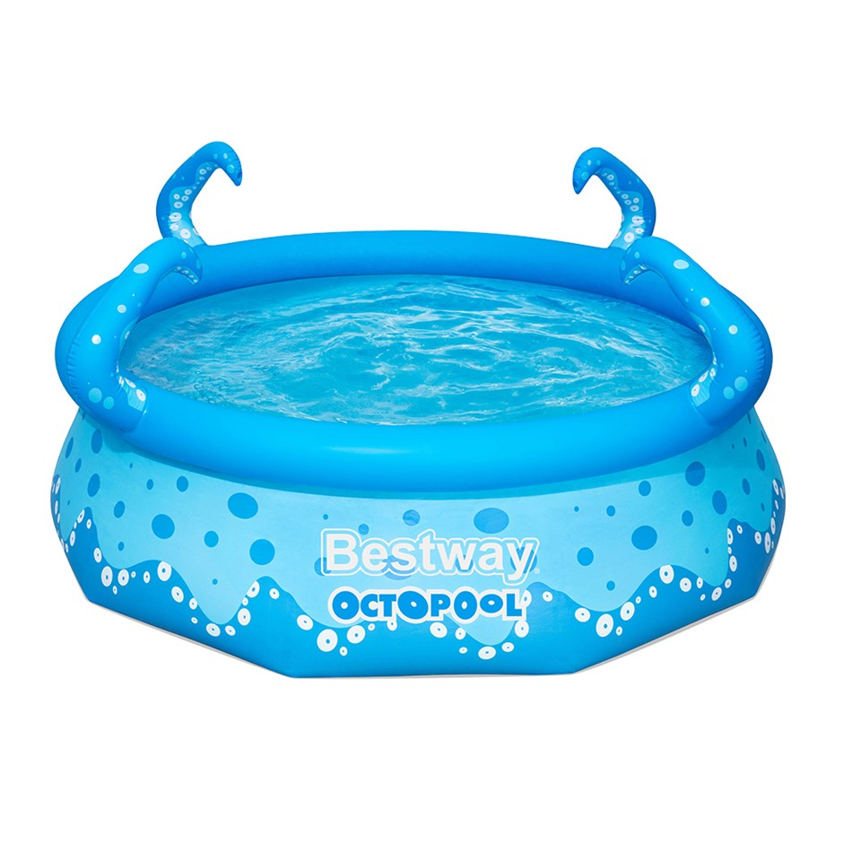 Bestway Inflatable Swimming pool Kids Play Above Ground Splash Pools Family