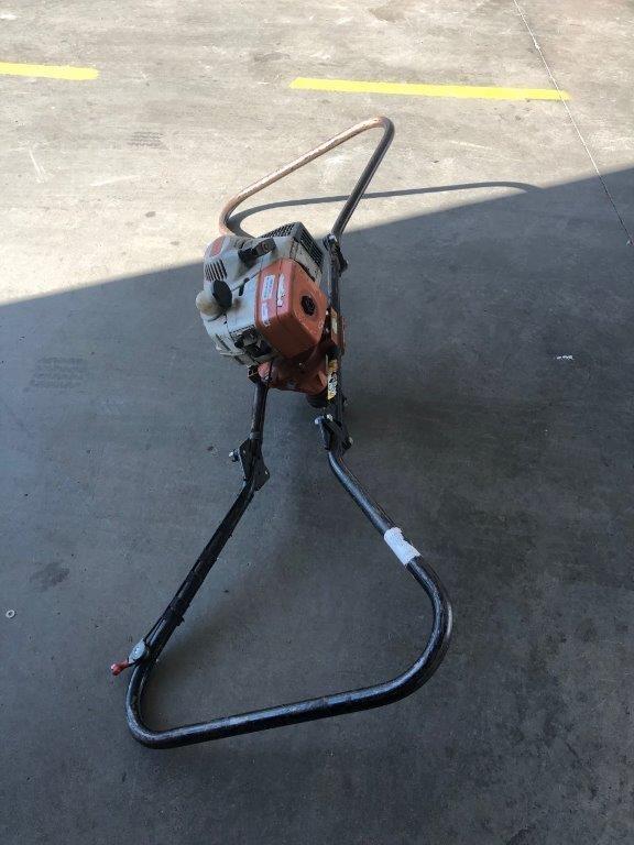 2 Man Post Hole Digger - Stihl BT360 Petrol