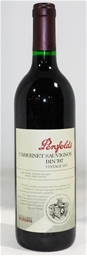Penfolds `Bin 707` Cabernet Sauvignon 1997 (1x 750mL) Barossa, SA