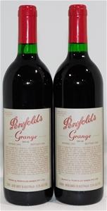 Penfolds `Bin 95` Grange Hermitage 1995
