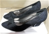 Taranto Amelia Blue Shoe, Size: 38