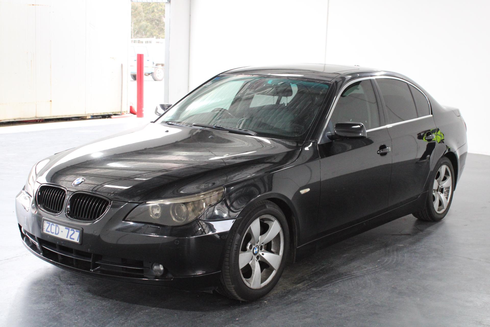 2003 BMW 5 30i E60 Automatic Sedan