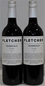 Fletcher 'The Minion' Nebbiolo 2011 (2x