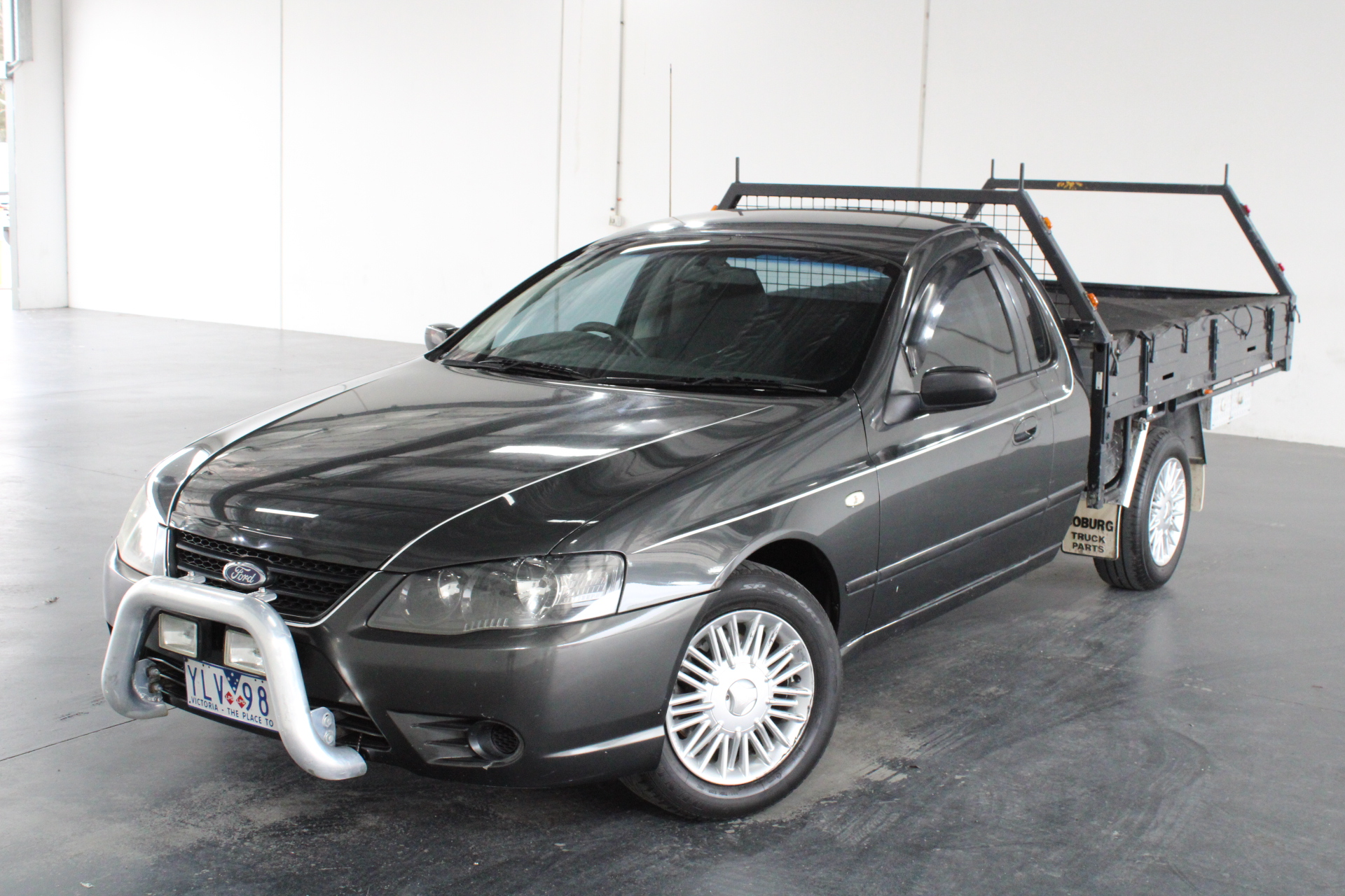 2007 Ford Falcon XL BF MKII Automatic Cab Chassis