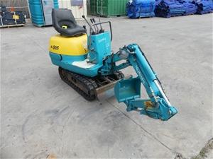 KUBOTA K-005 Excavator