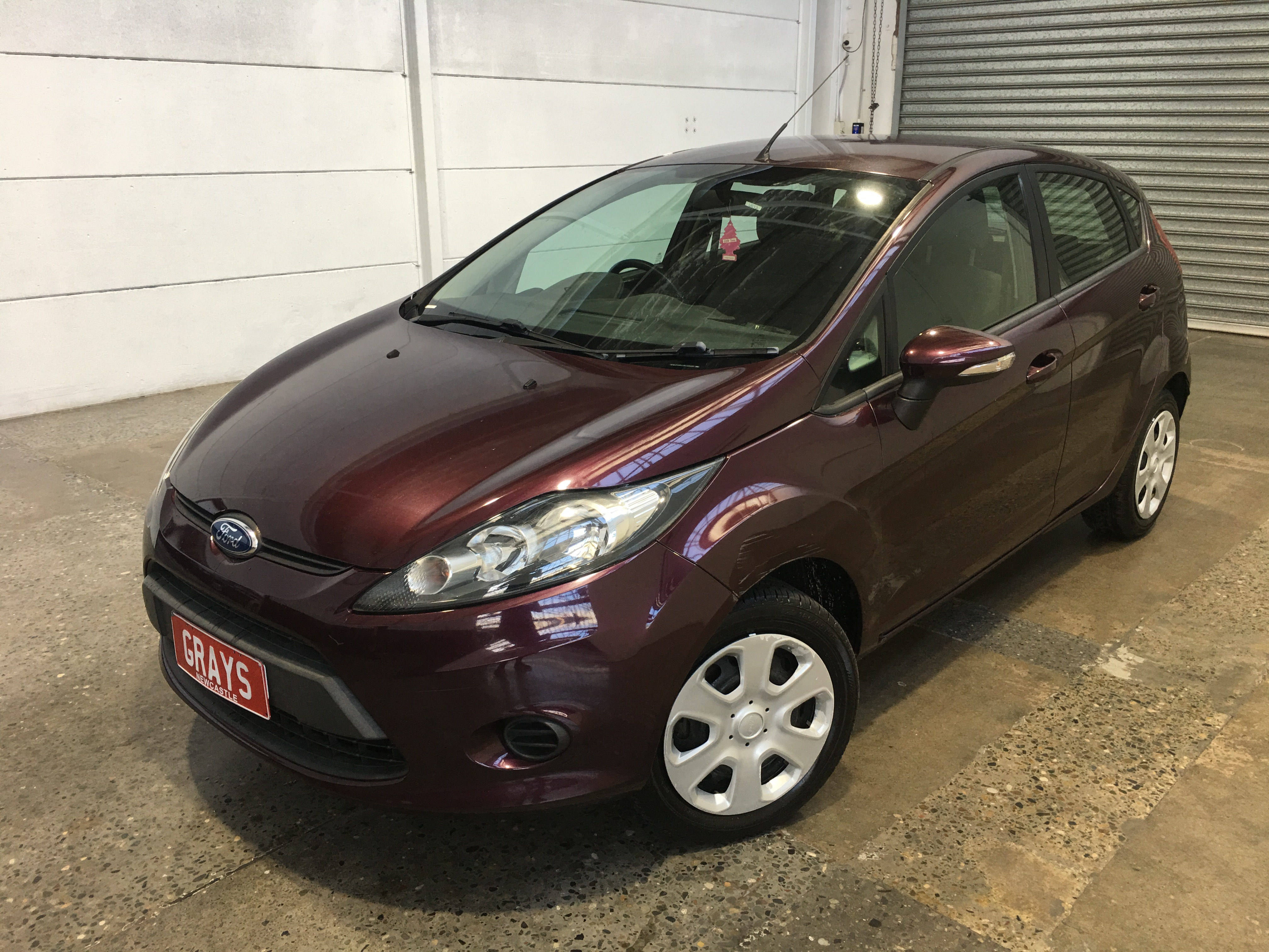 2011 Ford Fiesta CL WT Automatic Hatchback