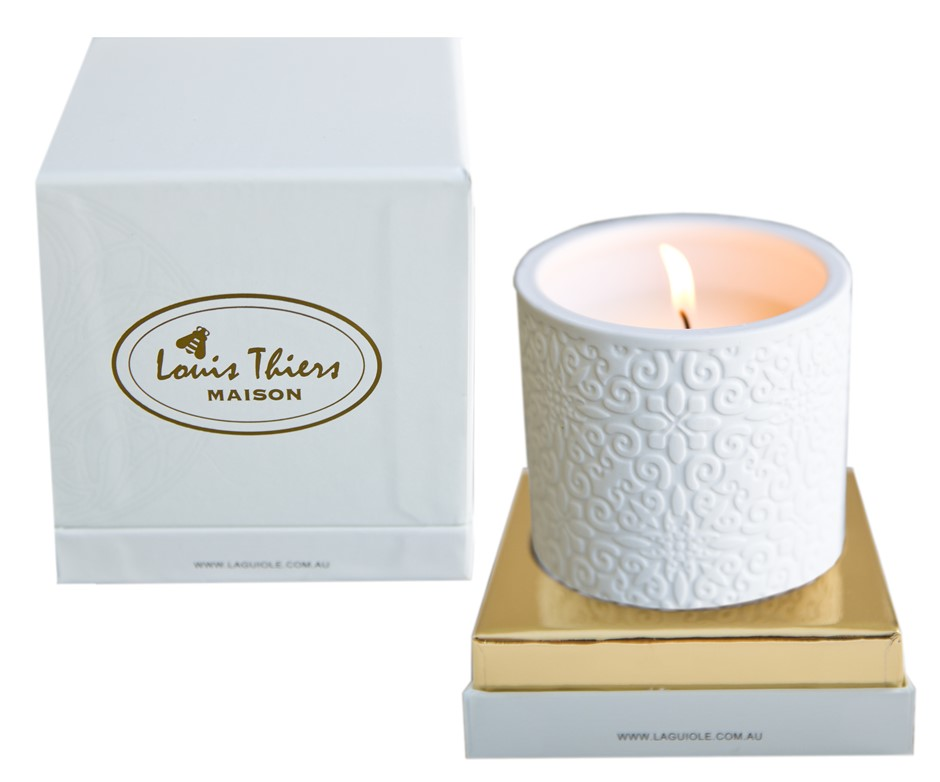 Laguiole by Louis Thiers Aromatic Candle - Vanilla