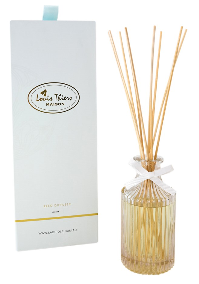 Laguiole by Louis Thiers Reed Diffuser - Vanilla