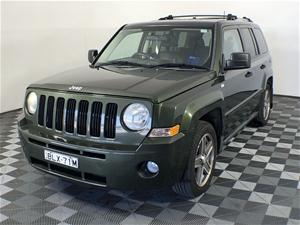 2007 Jeep Patriot Limited MK Manual Wago