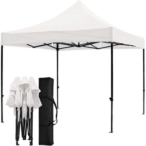 3x3m Easy Pop up Canopy Tent 420D Waterp