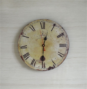 Large Vintage Wall Clock Kitchen Office
