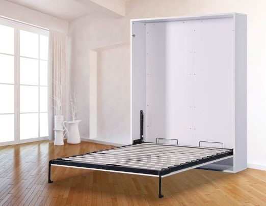 Palermo Queen Size Wall Bed Diamond Edition