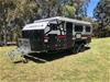 2021 Armor A18 Hybrid Off Road Caravan