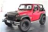 2008 Jeep Wrangler Sport (4x4) JK Automatic Wagon