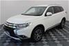 2016 Mitsubishi Outlander LS 2WD ZK CVT Wagon
