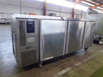 Hoshizaki FTC-180MNA Undercounter Freezer