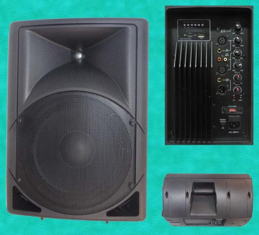 ABI 15' AMP w/MP3