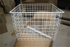 Qty 5 x Wire Basket with Runner