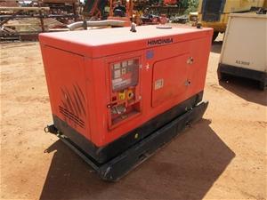 2007 Himoinsa 16 KVA Generator