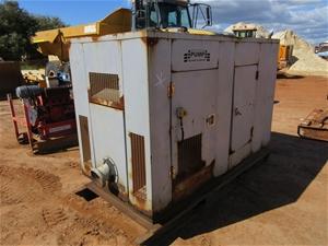 Advanced Diesel Powered Water Pump