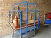 3 Section Stock Trolley
