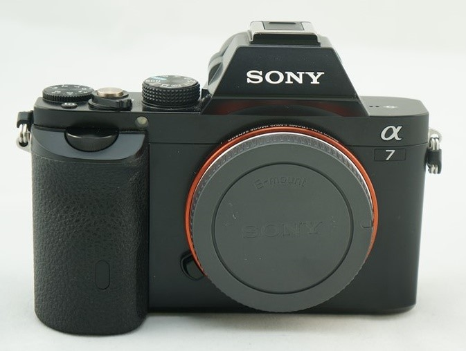 Sony Alpha ILCE7B A7 Mirrorless Camera Body (Only)
