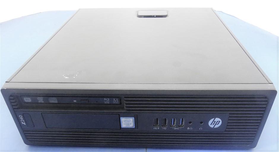 HP Z240 SFF Workstation Small Form Factor (SFF) Desktop PC