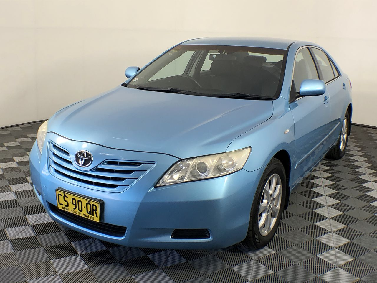 2007 Toyota Camry Altise ACV40R Manual Sedan