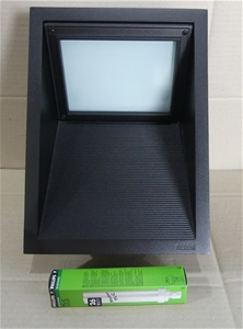 Compatta 26W Recessed Outdoor Wall Light