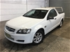 2010 Holden Commodore Omega VE Automatic Ute