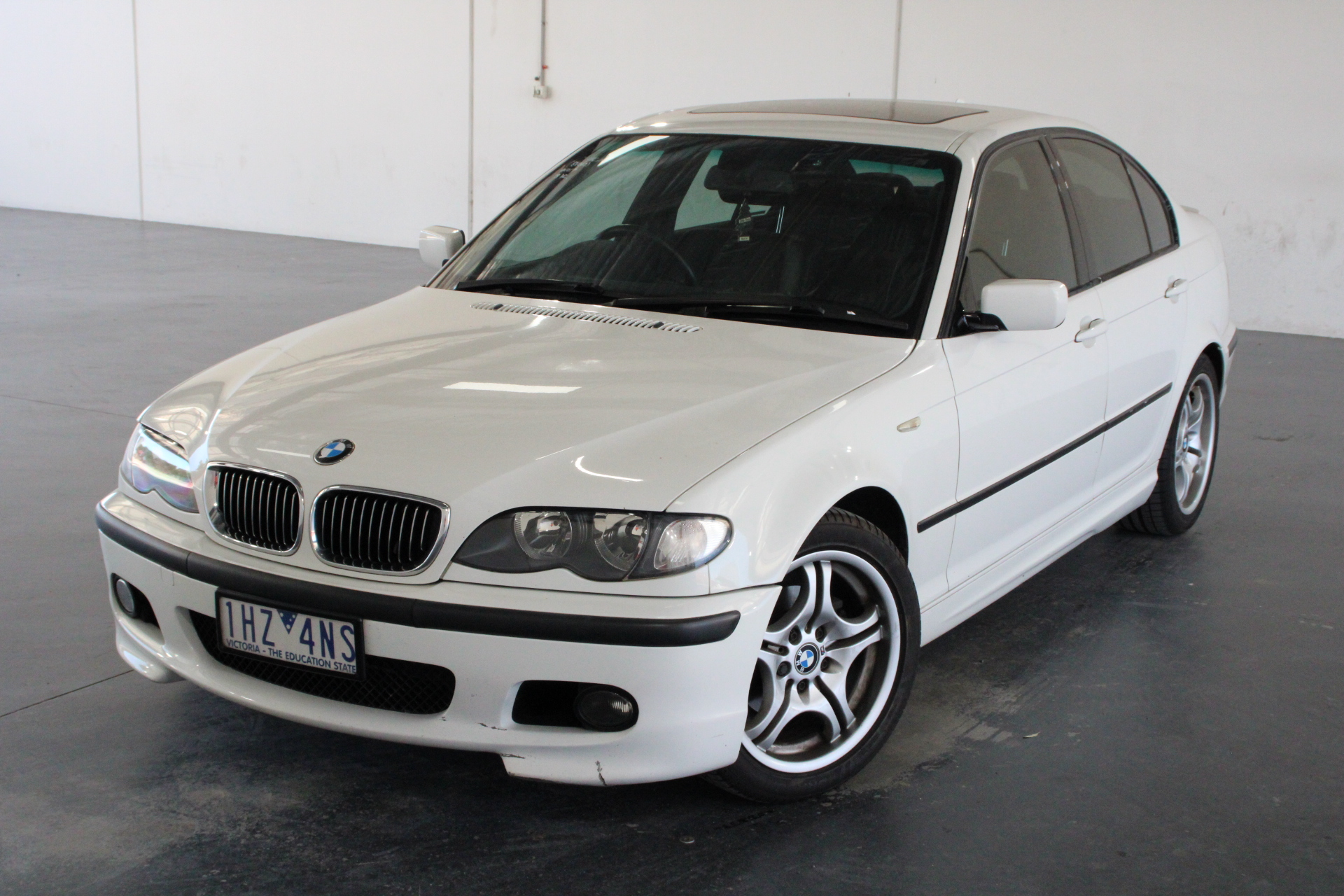 2004 BMW 3 18i E46 Manual Sedan