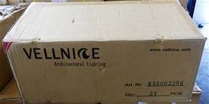Box of 24 x Vellnice Recessed Down Light