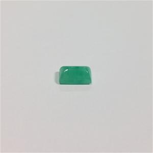 1.36 ct Sugar Loaf Cut Colombian Emerald